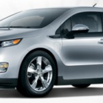 Chevrolet Volt — электромобиль-лот
