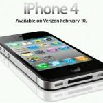 Apple анонсировала iPhone 4 для сетей CDMA