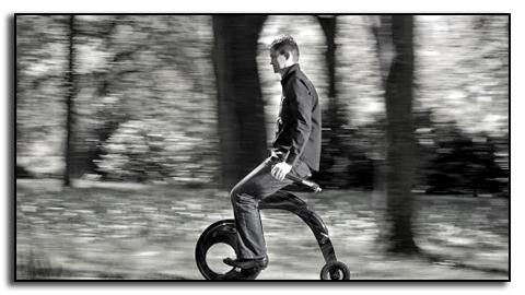 Велосипед Yikebike